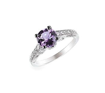 Burzymy stereotypy - pierścionek zaręczynowy nie tylko z brylantem!