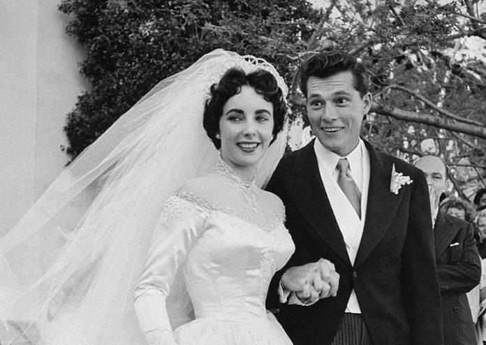 Moda ślubna z Hollywood – najsłynniejsze suknie ślubne dawnych gwiazd