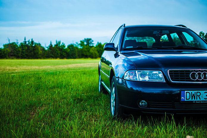 Audi serwis