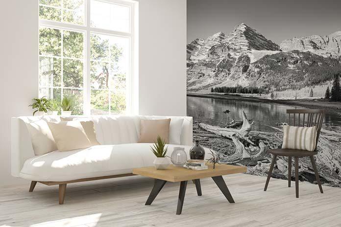 Fototapeta czarno biała: dekoracja, która zmieni więcej, niż myślisz