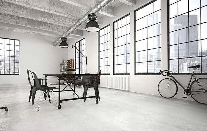 Sposoby na mieszkaniowe open space