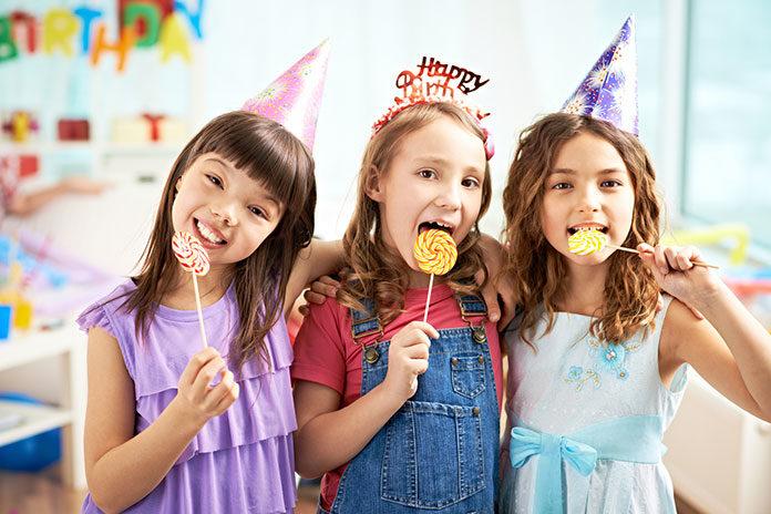 Jak urozmaicić przyjęcie urodzinowe dla dzieci?
