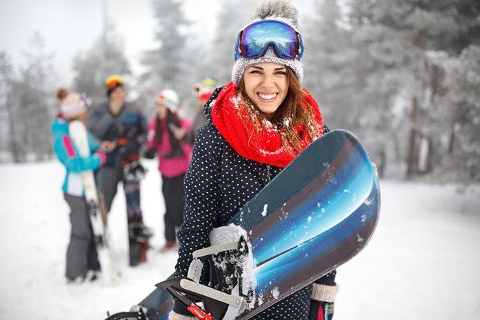 Ubranie do snowboardu