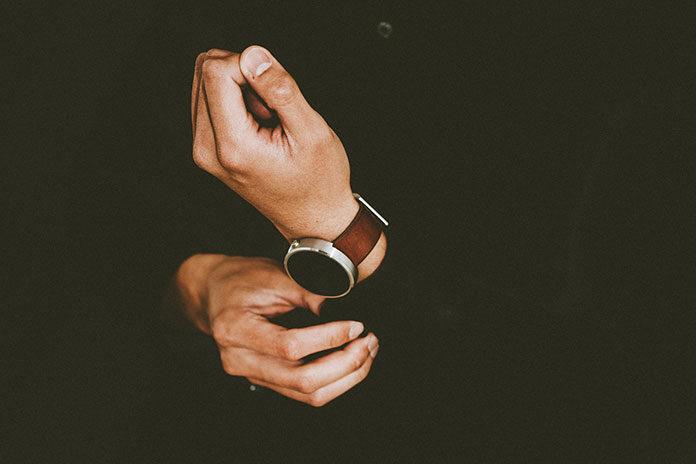 zegarek dla mężczyzny