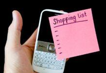 Dobrze przygotowana lista to podstawa udanych zakupów
