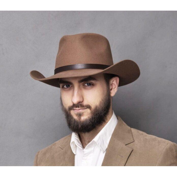 męskie kapelusze