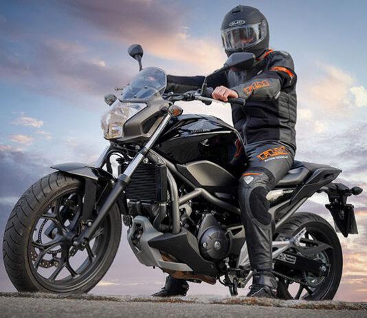 Buty na motocykl