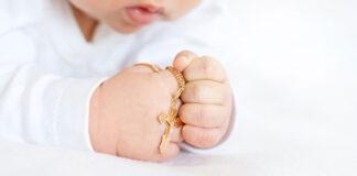 Co kupić dziecku na chrzest