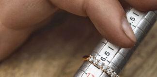 Rozmiary pierścionków