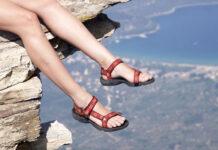 Sandały trekkingowe damskie
