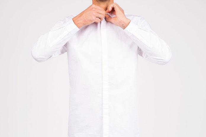 koszule męskie z długim rękawem